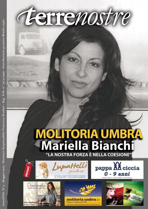 Terrenostre - intervista Mariella Bianchi, presidente MOLITORIA UMBRA (maggio 2015)