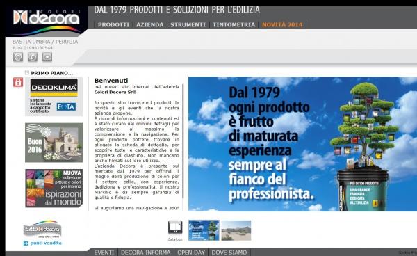 REDAZIONE TESTI www.coloridecora.it