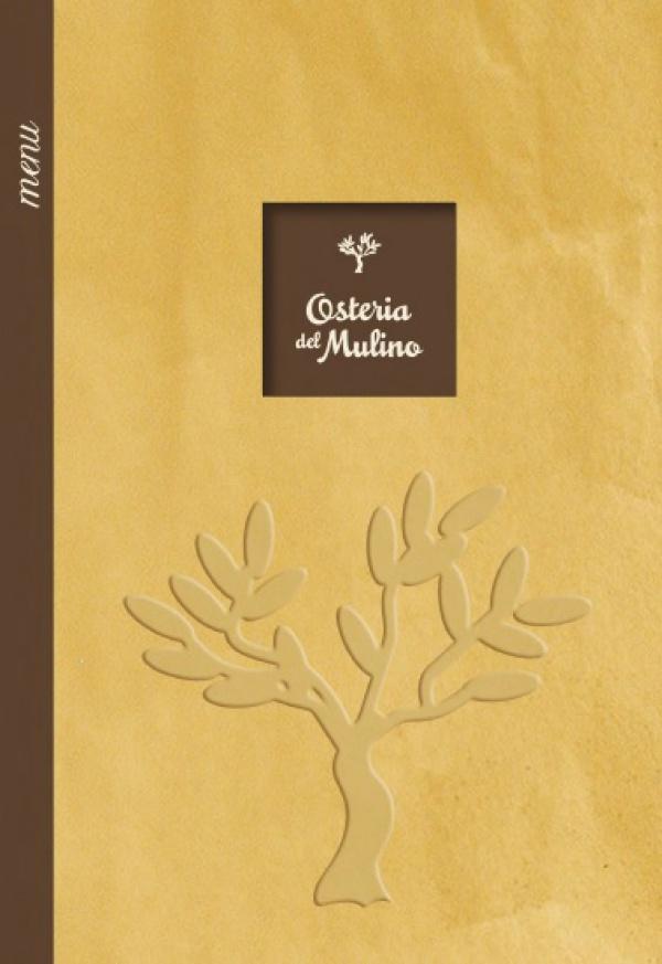 MENU OSTERIA DEL MULINO Assisi (Pg)