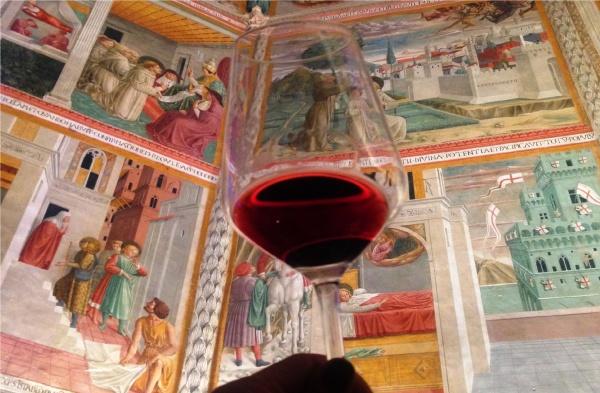 """""""Sagrantino 2015: un vino a regola d'arte""""<br>Bubble's Italia - febbraio 2019"""