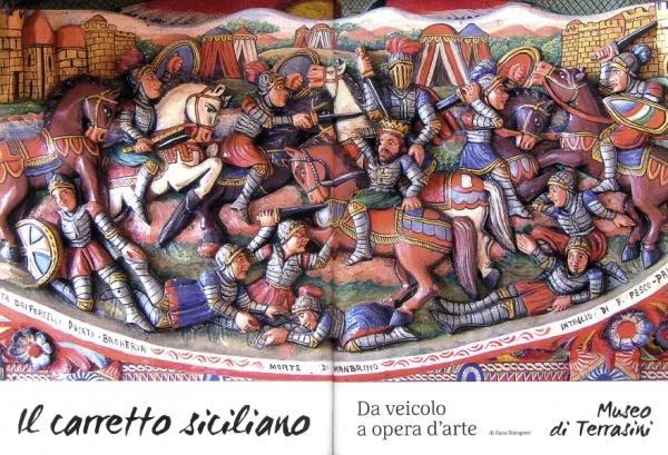 """""""Il carretto siciliano. Da veicolo a opera d'arte. Museo di Terrasini"""" - Bubble's Magazine maggio 2020"""