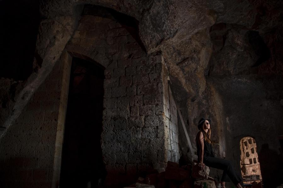 Lo scavo n. 251 di Ripa Medici, Orvieto underground.