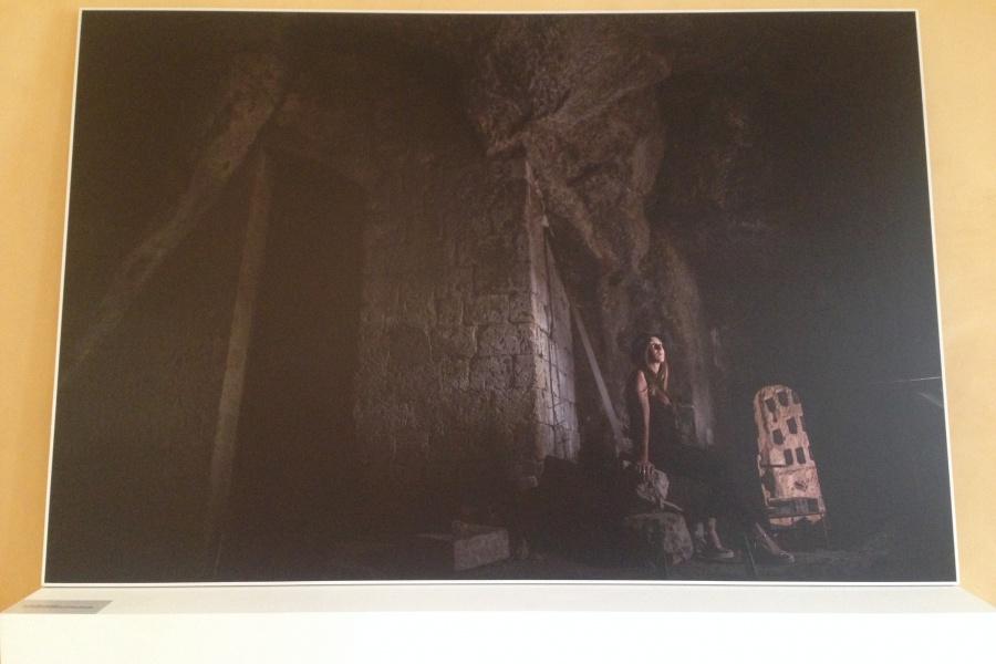 La mostra 'Scoprendo l'Umbria: LUCE' ad Orvieto.