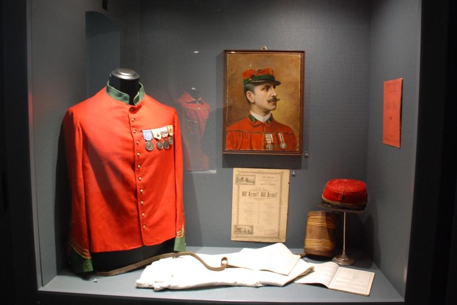 Museo del Risorgimento. Il mito di Giuseppe Garibaldi e l'epopea dei Mille.