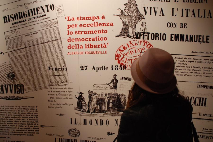Museo del Risorgimento. Ricco itinerario sugli episodi storici che accaddero in Friuli.