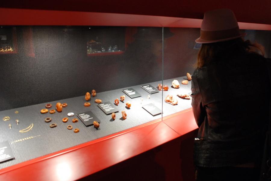 Museo Archeologico, arricchito anche da apparati multimediali.