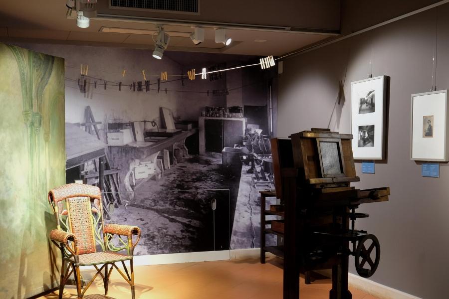 Museo Friulano della Fotografia, al terzo piano del Castello.