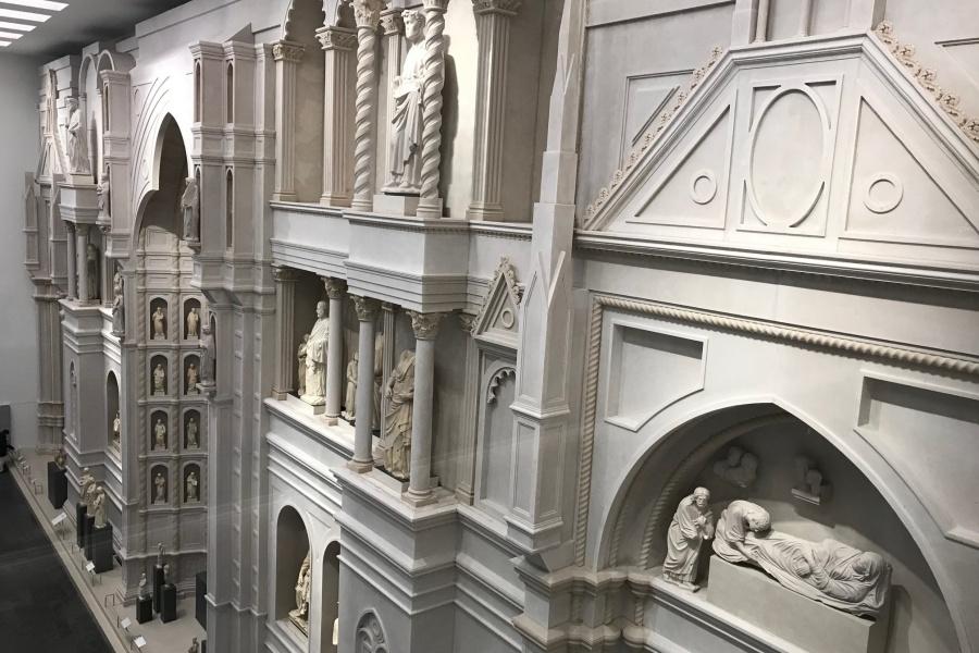 Museo dell'Opera del Duomo, Firenze.