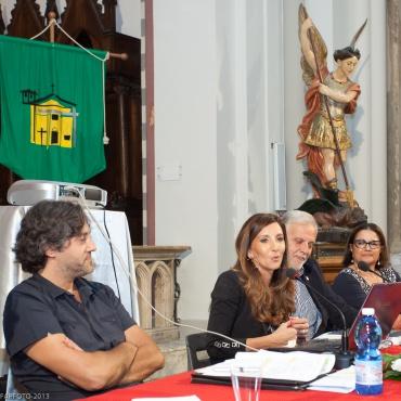 <p>Presentazione volume &quot;Palio de San Michele. 50 anni di passione&quot;. Curatela e&nbsp;redazione testi.</p>