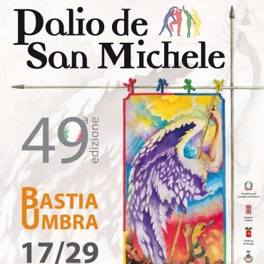 <p>Consulenza e coordinamento nella realizzazione dei<strong>&nbsp;</strong>prodotti grafici di comunicazione del Palio de San Michele e degli eventi promossi dall&#39;Ente Palio.</p>